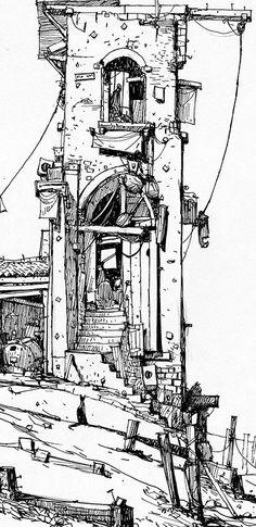 """Ian McQue on Twitter: """"Ye olde sketchbook stuff https://t.co/k8Vm6WvzzP"""""""