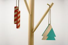 Christmas Ornaments by Studio Bup - Materialicious