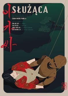 handmaiden | movie poster |