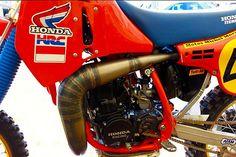 1985 Factory Honda RC500 of André Malherbe 0 | by Tony Blazier