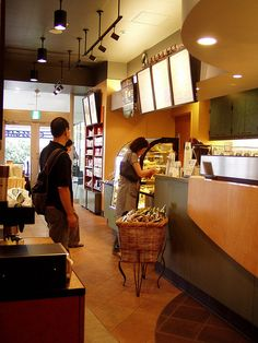 Crossgate Starbucks Interior