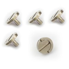 5X-1-4-D-Ring-Camera-Screw-fr-Cheese-Plate-Quick-Release-Mounting-Tripod-Rapid
