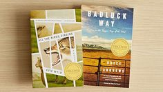 The winners of the 2014 B&N Discover Awards have been announced!  Evie Wyld's gripping novelAll the Birds, Singing, and Bryce Andrew's ranching memoirBadluck Wayhave wonin thefiction and nonfiction categories, respectively.  {{EAN1}}All the Birds, Singingis the story of