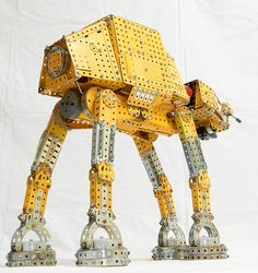 Star Wars AT-AT by Philip Webb