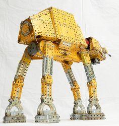 Star Wars AT-AT by Philip Webb