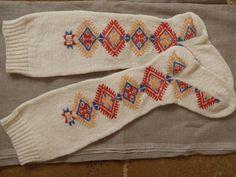 Häädemeeste roositud sukad.