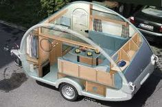 T@b trailer insides. If I had the cash!