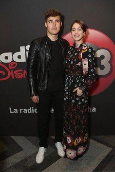 Tini & Jorge bei Radio Disney Mexico