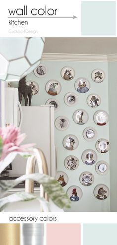 Find out what wall colors I used in our home - Cuckoo4Design