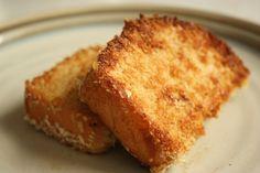 Crunchy French toast recipe