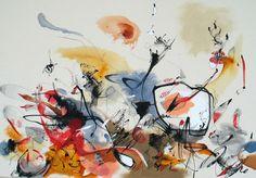 Original Abstract Painting by Julia Pinkham Acrylic Painting Canvas, Canvas Art, Landscaping Las Vegas, Three Dimensional, Saatchi Art, Original Paintings, Abstract Art, Colours, Landscape