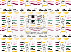 MY WORK - Fw15 Egypt collection