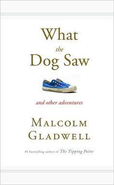 Malcolm Gladwell is awesome!