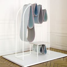 the inspiration provider - From the Floor Up Rug Collection by Fabrica + Tai...