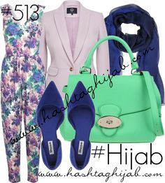 Hashtag Hijab Outfit #513