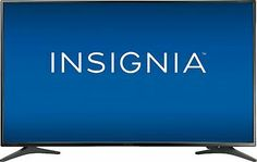 This Insignia LED TV has a 1080p screen resolution for crisp, clear images. Only at Best Buy 1080p (Full HD) resolution 60Hz refresh rate. Watch Blu-ray movies and 1080p HD content at their highest level of detail. Cheap Tvs, Tv Connect, Best Home Theater, Buy Tv, Blu Ray Movies, Geek Squad, Best Buy Store