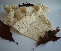 miskaw / Detská deka Blanket, Crochet, Fashion, Moda, Fashion Styles, Ganchillo, Blankets, Cover, Crocheting
