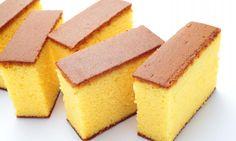 Un gâteau éponge très léger et moelleux ayant un goût sucré subtil : le CASTELLA