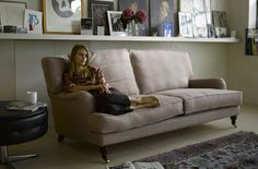 Love the Bluebell Sofa Bed, Couch, Little Greene, Contemporary Sofa, Home Living Room, Plank, Cribs, Sofas, Lounge