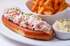 Check out Lure Fishbar's #lobster roll recipe! #FoodRepublic