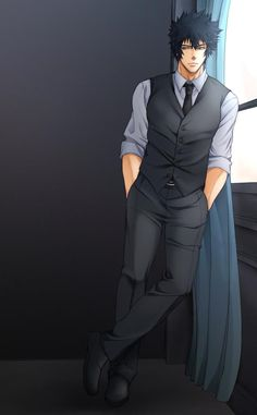 Kougami Shinya | Psycho Pass | ♤ Anime ♤ #fictional boys that completely destroyed my life