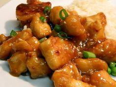Sewright: Honey Ginger Chicken