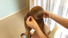 2 Methods of Creating a Chignon by SweetHearts Hair Design