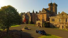 Welcome to Glenapp Castle, a 5 Star Luxury Castle Hotel in the Ayrshire Countryside in South West Scotland. Book Direct for best hotel room rates here. Scotland Castles, Scottish Castles, Scotland Hotels, 5 Star Hotels, Best Hotels, Stay In A Castle, Loire Valley, Luxury Glamping, Safari Adventure