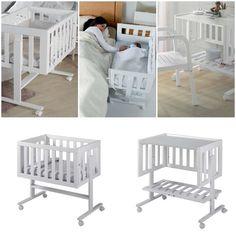 Co Sleeper Crib / DIY Most Wanted Baby Cribs