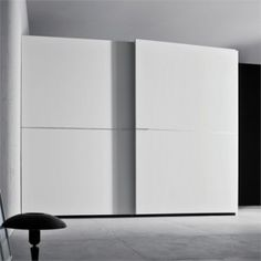 Beautiful White Wardrobe For Minimalist Interior Design   Orizzonte And Tratto By  Pianca   DigsDigs Pictures Gallery