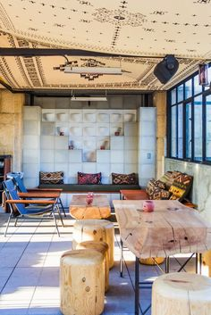 K R i S P I N T E R I O R : Bohemian Ace Hotel | Los Angeles