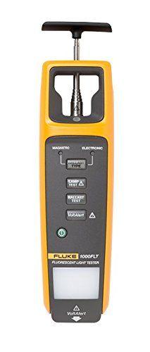 Fluke FLUKE-1000FLT Fluorescent Light Tester, Yellow Fluke http://www.amazon.com/dp/B00NBM15WQ/ref=cm_sw_r_pi_dp_Zomtvb06BEKNW