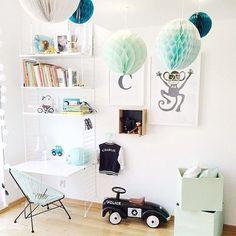 mommo design: KIDS DESKS