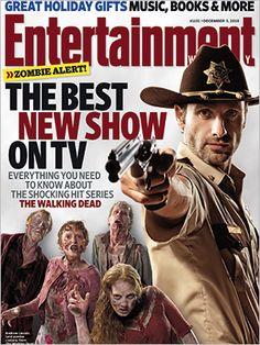 The Walking Dead; my favorite TV show