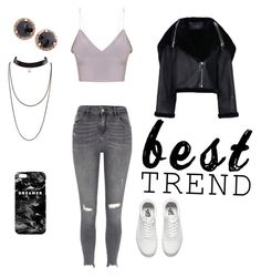 """Unbenannt #53"" by hanna2021 on Polyvore featuring Mode, River Island, Vans, Barbara Bui, Anna Sheffield und Mr. Gugu & Miss Go"