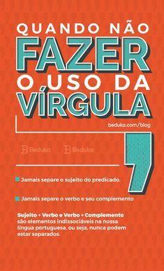 Portuguese Grammar, Portuguese Lessons, Learn Portuguese, Portuguese Language, Writing A Book, Writing Tips, Study Organization, Study Planner, Lettering Tutorial