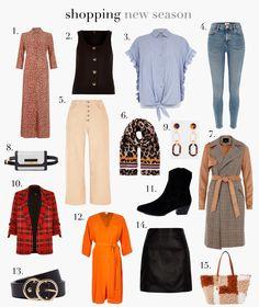 SHOPPING FALL 2018: #atrendylife #shopping #personalshopper #fall2018 #trends2018 #fashion #modamujer #otoño #otoño2018 #queponerseesteotoño #newseason Season 1, Style Me, Fall Winter, News, Polyvore, Life, Outfits, Shopping, Image