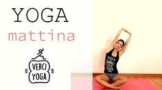 Yoga Mattina - Risveglia il corpo con questa lezione di yoga. Video yoga in italiano