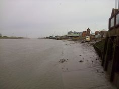 Kings Lynn and the Great Ouse in Norfolk. Grandmothers, Norfolk, Cities, Nostalgia, King, Beach, Water, Outdoor, Gripe Water