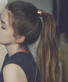 Most Intricate High Pony Hairstyles for Girls 2017
