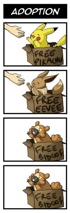 Poor little Bidoof!  #pokemongo #pokemon #gottacatchemall