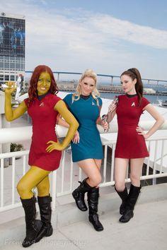 And You Thought Star Trek Was Just For Nerds! 32 Of The Hottest Trekkie Cosplay Girls Star Trek Cosplay, L Cosplay, Best Cosplay, Cosplay Girls, Cosplay Outfits, Anime Cosplay, Cosplay Ideas, Star Trek Kostüm, Film Star Trek