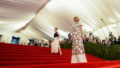Met Gala 2014 Guestlist Revealed: Who Would Anna Axe?