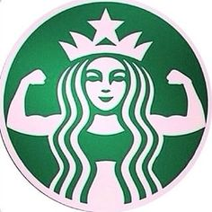 I lift weights for Starbucks drinks.
