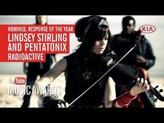 """I voted for this post-apocalyptic """"Radioactive"""" cover to win Response of..."""