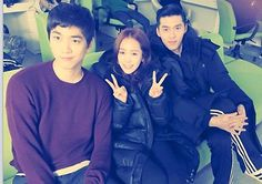 "Selfie pic of ""Hyde Jekyll and I"" (2015)"
