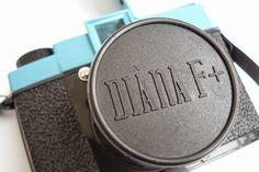 mačet: Diana F+ Diana, Blog, Blogging