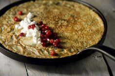 Nokkosohukaiset Cooking Tips, Macaroni And Cheese, Pancakes, Herbs, Diet, Breakfast, Ethnic Recipes, Desserts, Pancake