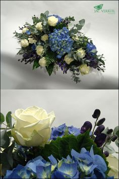 bruidsboeketten hortensia - Google zoeken