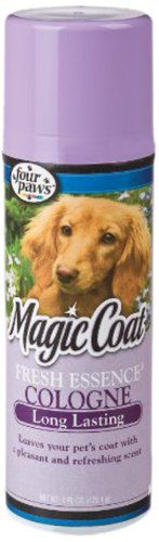 Four Paws Magic Coat Fresh Essence Dog Grooming Cologne 6 oz *** Check this awesome product by going to the link at the image.